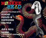 Monkee Head, January 5, 2013