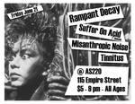 Rampant Decay, June 21, 2013