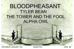 Bloodpheasant, January 19, 2013