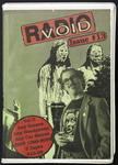 Radio Void Issue 13 Vol 2 WANK AM & The Tale of Maxi P. Standard ... an Ant