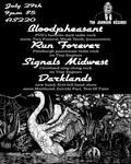 Blood Pheasant, July 29, 2013