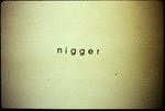 nigger by James Montford