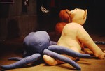 Untitled (Octopus and Monkey)