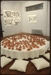 Coffee Ceremony Installation I by Astrid Menatian