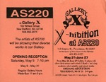 AS220 at Gallery X and Gallery X X-hibition at AS220