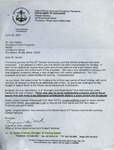 Letter to Sam Seidel from State of Rhode Island and Providence Plantations Department of Education