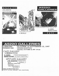AS220: In The Galleries October 16-November 15, 1997