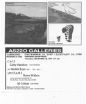 AS220: In The Galleries December 18, 1997 - January 10, 1998