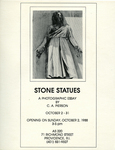 Stone Statues: A Photographic Essay by C. A. Pierson