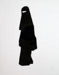 Burqa Silhouette