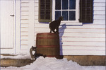 Cats and a Barrel