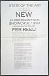 New Choreographers Showcase 1999: Dancing on the Ceiling Fer Reel