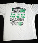 The Robert Jazz Mystery Box Film Festival T-shirt