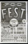Foo Fest 2009 (Program)
