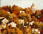 College Hill, Autumn