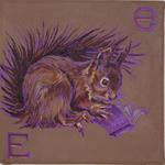 E for Ecureuil