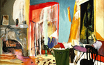 Studio Interior I by Ruth Dealy