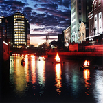 WaterFire-Sunset