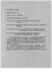 [Scott Lapham Biography and Statement]