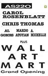 AS220: In the Galleries November 5- November 26, 1995