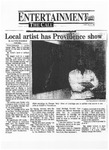 Local artist has Providence show