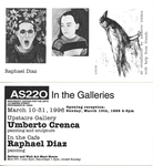 AS220: In the Galleries March 10- March 31, 1996