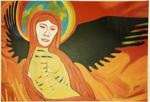 Big Angel (detail)