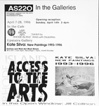 AS220: In the Galleries April 7- April 28, 1996