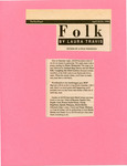 Folk: Kicker of a Folk Weekend!