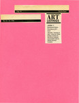 Art Listings May 16- May 22, 1990