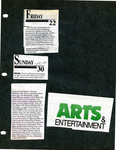 Arts & Entertainment September, 1990
