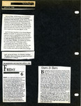 The NicePaper  & The Newpaper: Clippings April, 1990