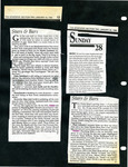 The Newpaper January, 1990: Clippings