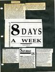 The NicePaper & The Newpaper September, 1990: Clippings