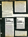 The NicePaper & The Newpaper September 26- October 2, 1990: Clippings