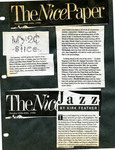 The NicePaper October 24- October 30, 1990: Clippings