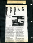 The Newpaper October 25, 1990: Urban Eye: Trashy Art