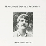 David Macaulay: Graduation Address, 1987