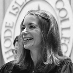 Cathy Guisewite, Undergraduate Commencement Speaker, 1979