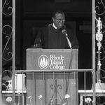 Charles Vert Willie, Commencement Speaker, 1985