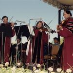 Muir String Quartet, Undergraduate Commencement Performance, 1994