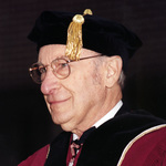 Irving Raskin Levine, Undergraduate Commencement Speaker, 1996