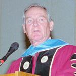 Gordon M. Ambach, Undergraduate Commencement Speaker, 2000