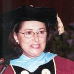 Lorna Duphiney Edumndson, Graduate Commencement Speaker, 2002