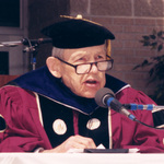 Justin W. Dart, Jr., Undergraduate Commencement Speaker, 1997