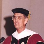 Millard Dean Fuller, Graduate Commencement Speaker, 2000