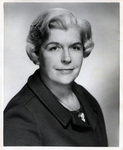 Martha Elizabeth Peterson, Graduate Commencement Speaker, 1975