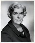 Martha Elizabeth Peterson, Graduate Commencement Speaker, 1975 by Martha Elizabeth Peterson