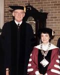 Alexander William Astin, Commencement Speaker, 1987