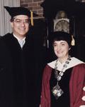 Dr. John Orlando Pastore, Commencement Speaker, 1989